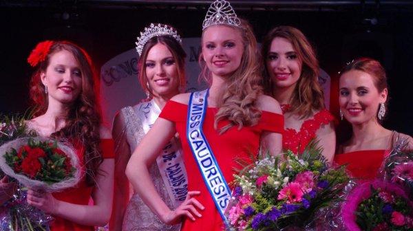 Miss Caudrésis 2017 est Marion Lefebvre