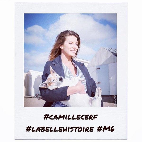Camille Cerf - La Belle Histoire