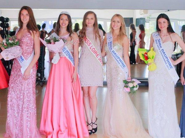 Miss Pays Stéphanois 2017 est Morgane Rolland