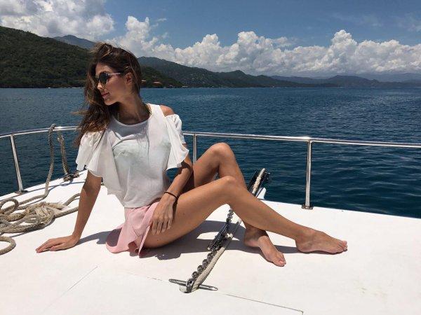 Iris Mittenaere - Haiti