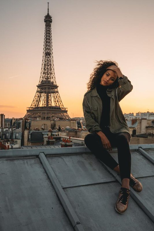 Flora Coquerel - Paris