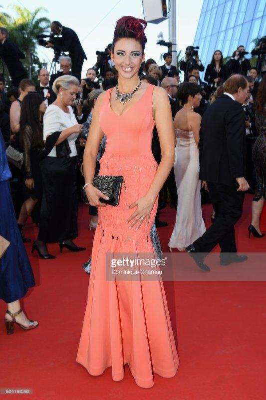 Delphine Wespiser - Festival de Cannes