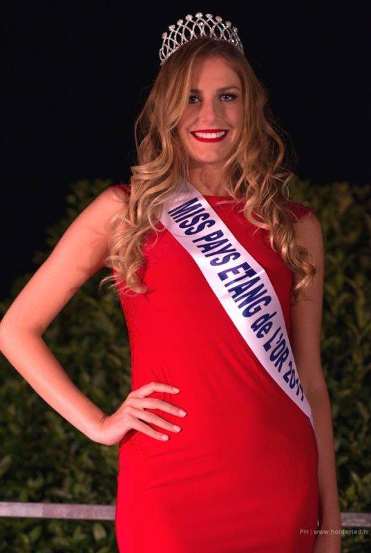 Miss Pays Etang de l'Or 2017 est Alexia Arnault