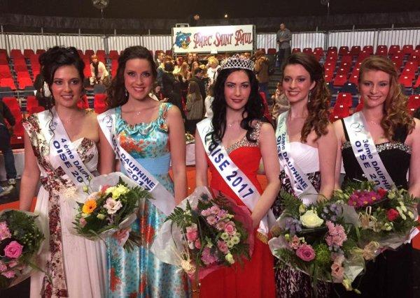 Miss Oise 2017 est Paoulina Prylutska