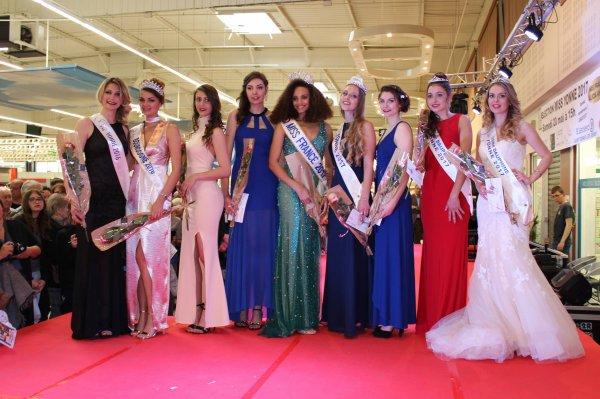 Miss Yonne 2017 est Anoushka Balaj