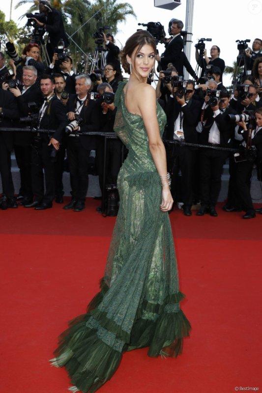 Iris Mittenaere - Festival de Cannes