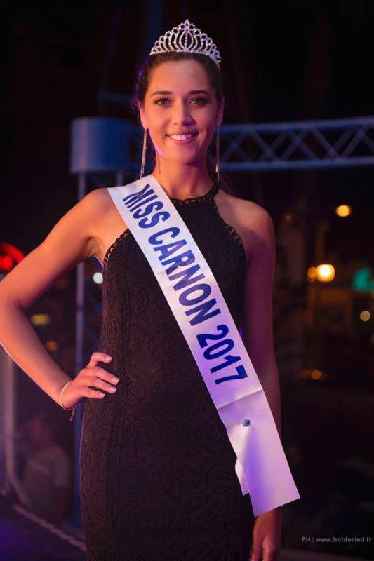 Miss Carnon 2017 est Floriane Banor