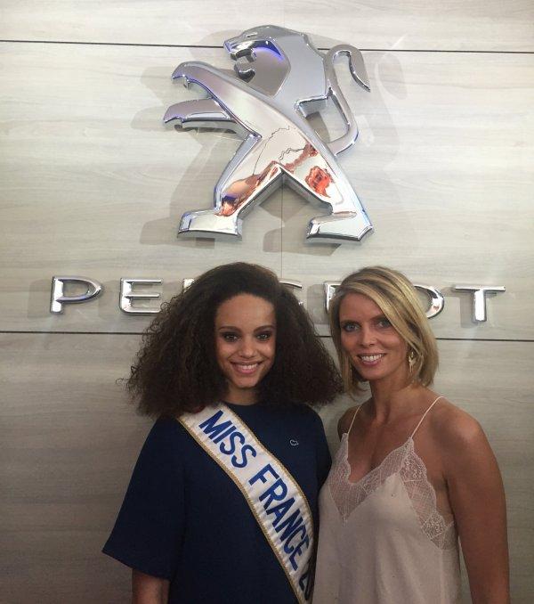 Alicia Aylies & Sylvie Tellier - Peugeot