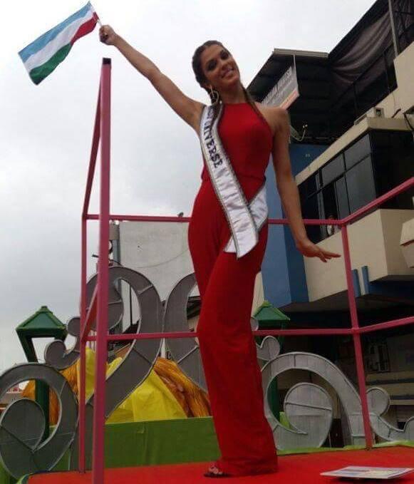 Iris Mittenaere - Equateur