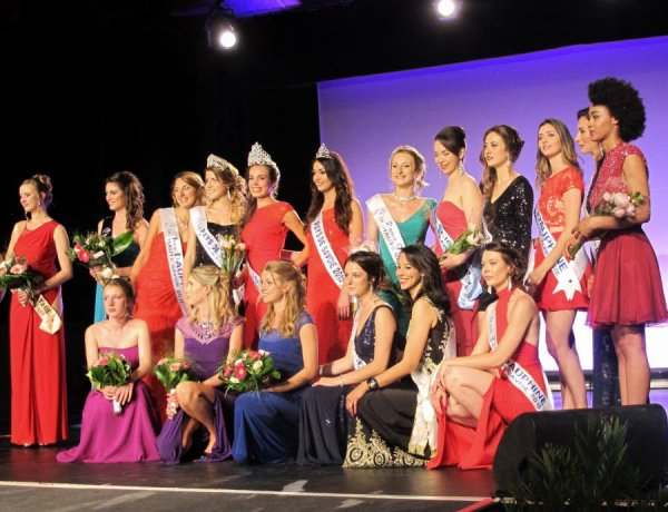 Miss Haute-Savoie 2017 est Esther Coutin
