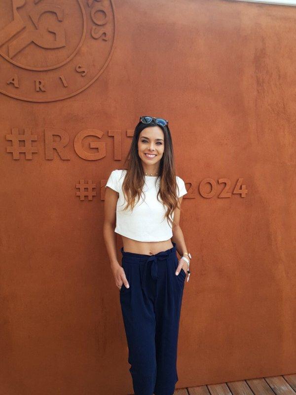 Flora Coquerel & Marine Lorphelin & Laury Thilleman - Roland Garros
