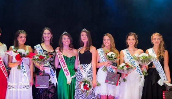 Miss Bresse 2017 est Charline Poncin