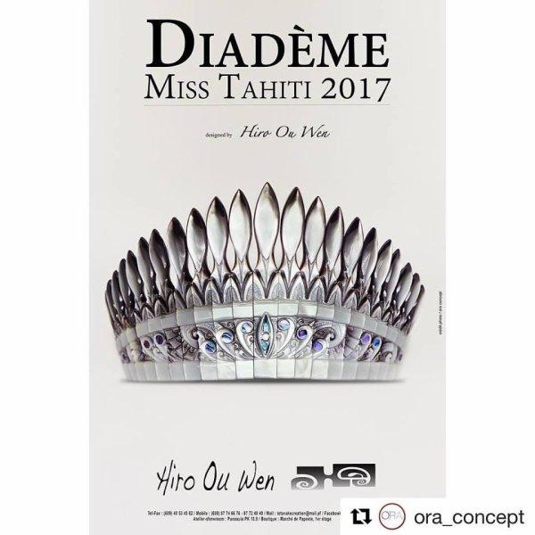 Gala Miss Tahiti 2017