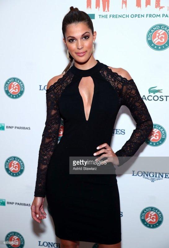 Iris Mittenaere - Roland Garros