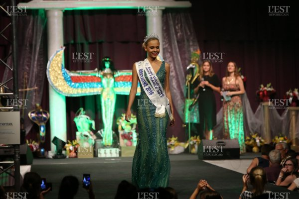 Show Miss France 2017