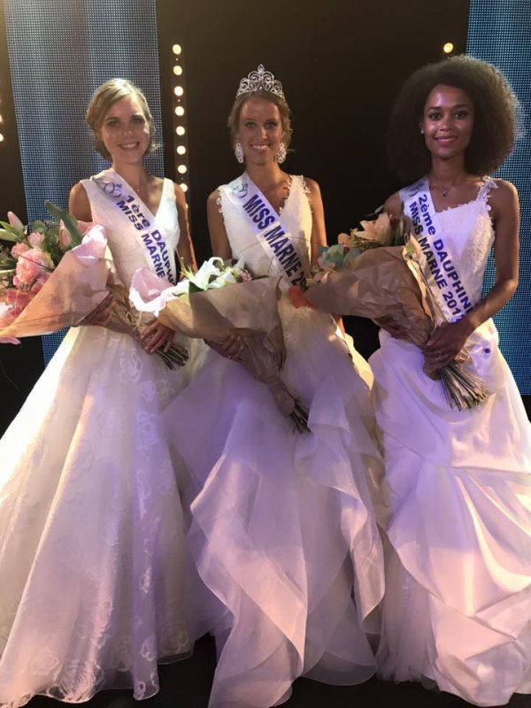 Miss Marne 2017 est Paméla Texier