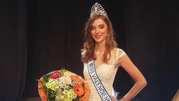 Miss Valenciennois 2017 est Audrey Lomel