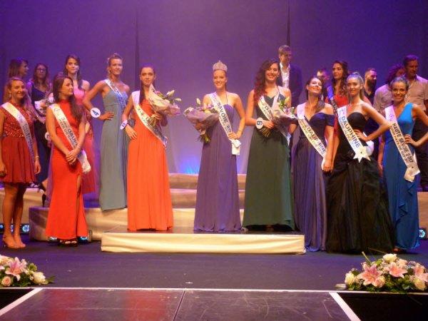 Miss Savoie 2017 est Maureen Brouck
