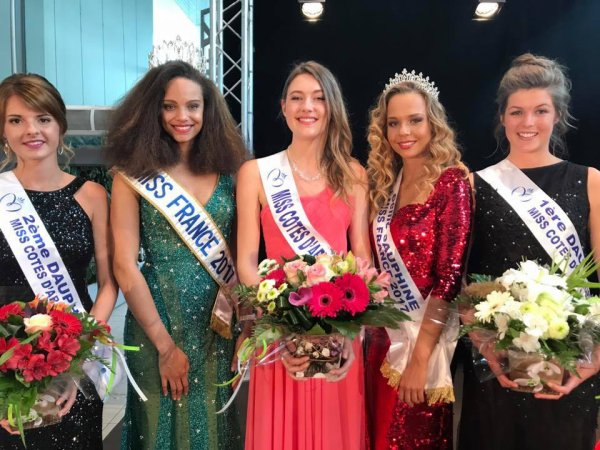 Miss Côtes d'Armor 2017 est Cailin Van der Zidjen