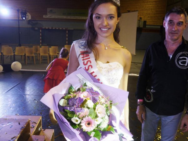 Miss Haut-Bugey 2017 est Claire Chanal-Hugon