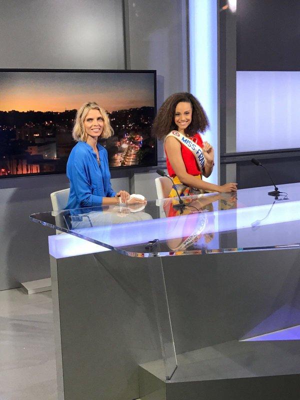 Alicia Aylies & Sylvie Tellier - JT Martinique 1ère