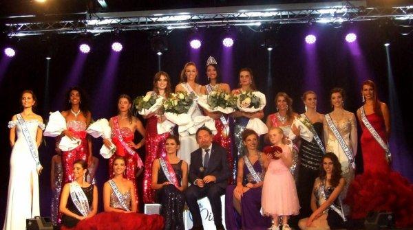 Miss Vallée de la Deûle 2017 est Anissa Benjinne