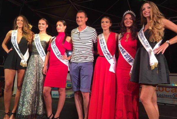 Miss Ajaccio 2017 est Loélia Muller