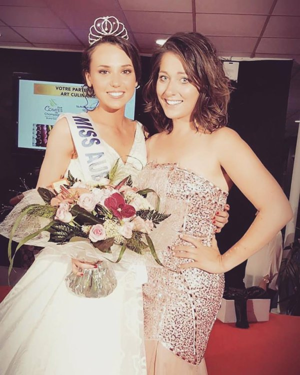 Miss Aube 2017 est Gwenegann Saillard