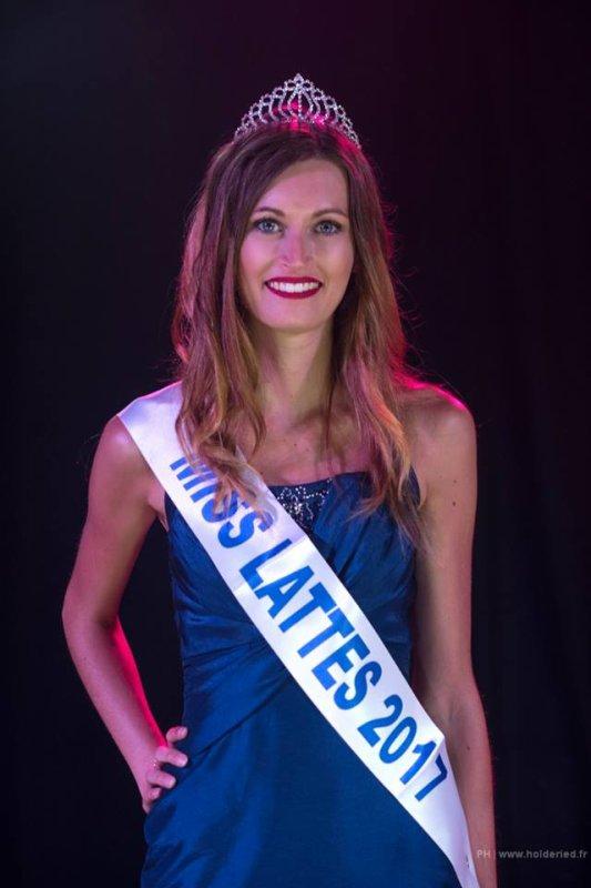 Miss Lattes 2017 est Gladys Dejean