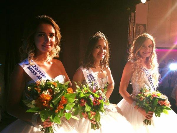 Miss Alpes du Sud 2017 est Corilla Moreau
