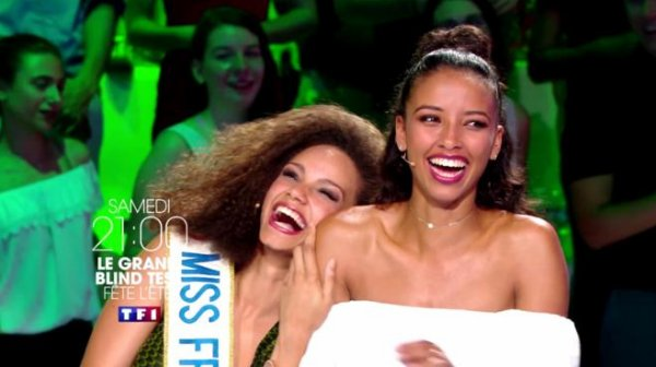 Miss France - Télévision