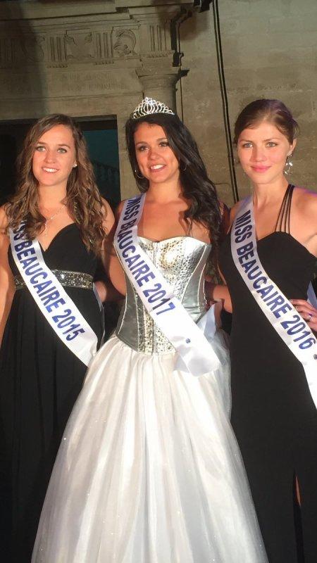 Miss Beaucaire 2017 est Fanny