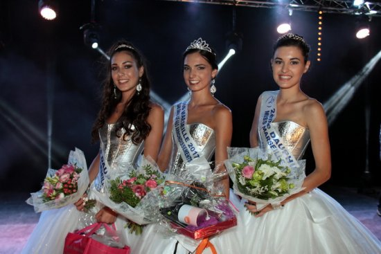 Miss Marseille 2017 est Laura Guignard