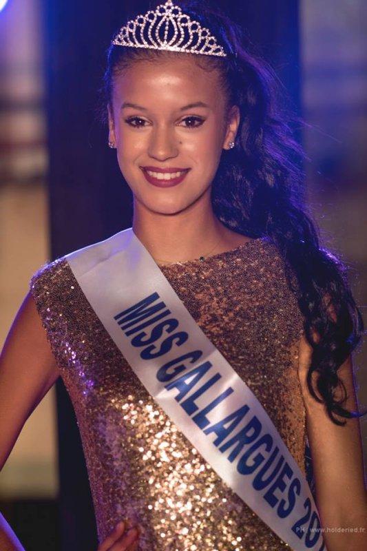 Miss Gallargues 2017 est Méissa