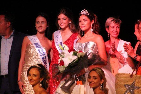 Miss Côte Bleue 2017 est Charlotte Louis