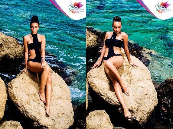 Candidates Miss Martinique 2017