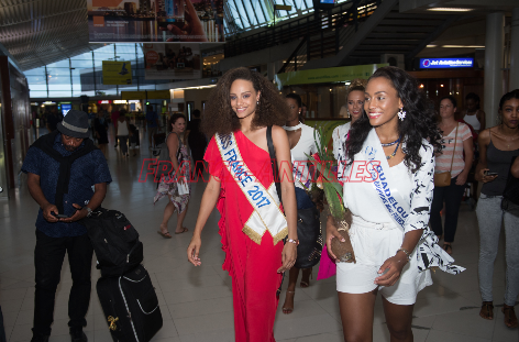 Show Miss France - Martinique