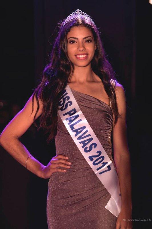 Miss Palavas 2017 est Lucie Dumas