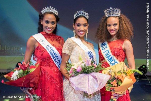 Miss Guadeloupe 2017 est Johane Matignon
