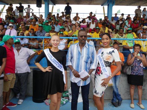 Miss Guadeloupe 2017 - Johane Matignon