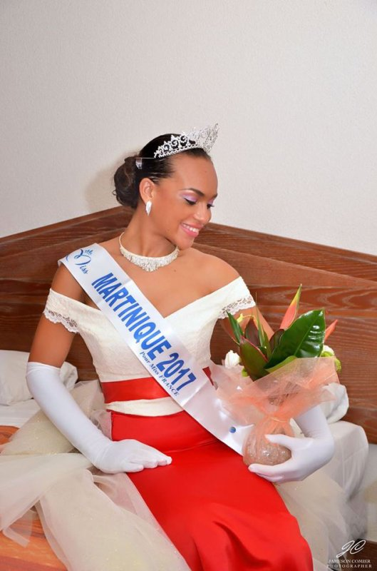 Miss Martinique 2017 - Jade Voltigeur