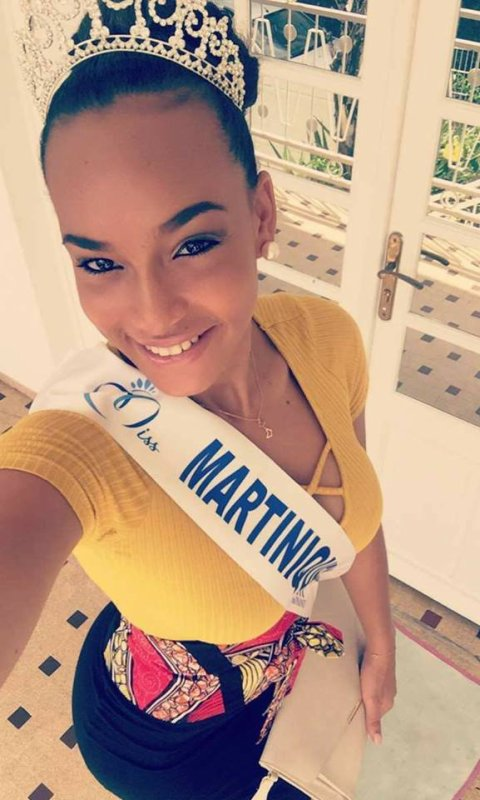 Miss Martinique 2017 - Jade Voltigeur