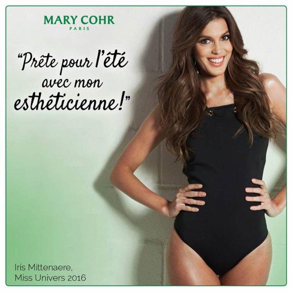 Iris Mittenaere - Mary Cohr