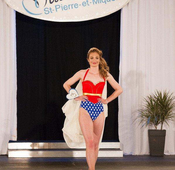 Miss Saint-Pierre-et-Miquelon 2017 - Héloïse Urtizberea