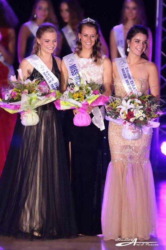 Miss Médoc 2017 est Alix Labbé-Sevilla