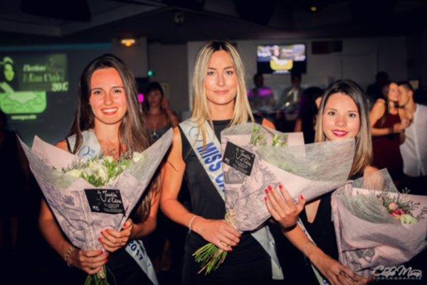 Miss Calvi 2017 est Emma Antoine