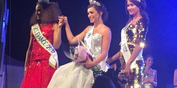 Miss Provence 2017 est Kleofina Pnishi