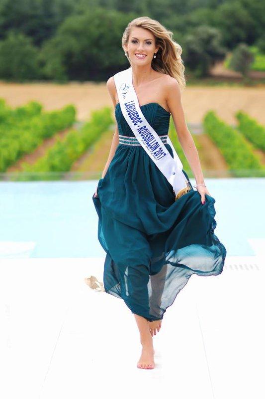 Miss Languedoc-Roussillon 2017 - Alizée Rieu