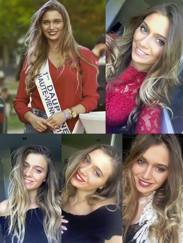 Interview - Salomé Maud, candidate pour Miss Limousin 2017