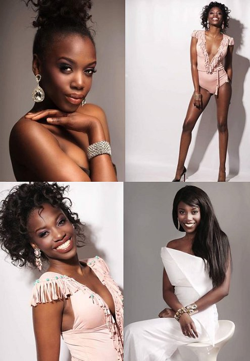 Interview - Rokhaya Ndiaye, candidate Miss Mayotte 2017